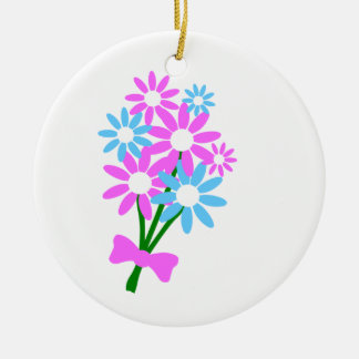 花花束 セラミックオーナメント