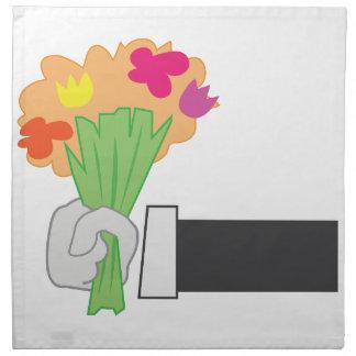 花花束 ナプキンクロス