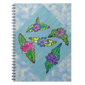 花花束 ノートブック