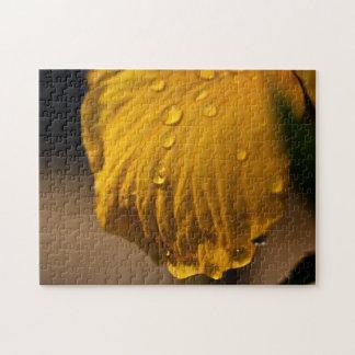 花067の花弁のデジタル芸術-写真のパズル ジグソーパズル