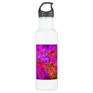 花 ウォーターボトル