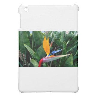 花-カリフォルニア極楽鳥 iPad MINIカバー