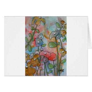 花 カード