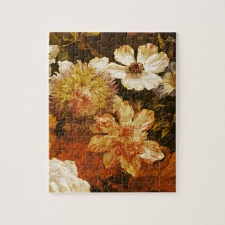 花(キャンバスの油)の詳細 ジグソーパズル
