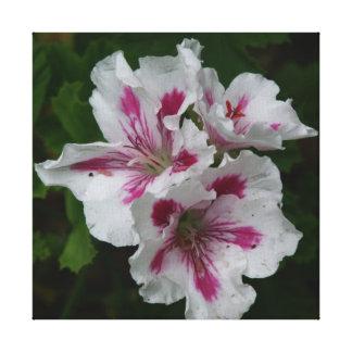花、キャンバスプリントの印刷物 キャンバスプリント