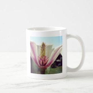花 コーヒーマグカップ
