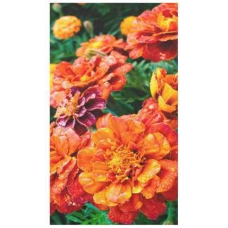 花 テーブルクロス