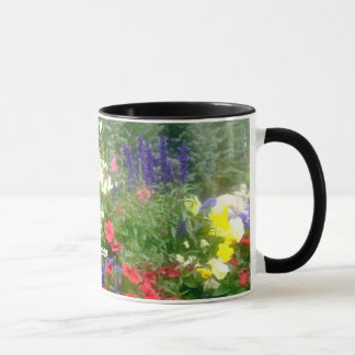 花 マグカップ