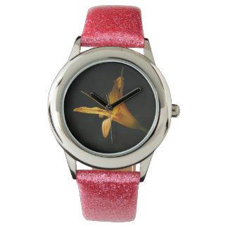 花 腕時計