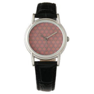 花(腕時計)のポイント 腕時計