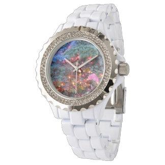 花、花柄 腕時計
