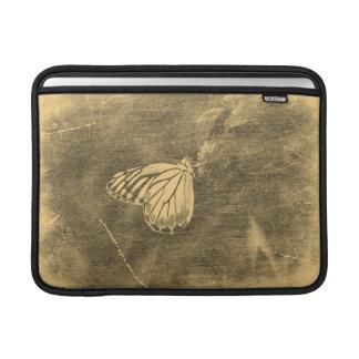 花#2 Macbookの空気袖のヴィンテージの蝶 MacBook スリーブ