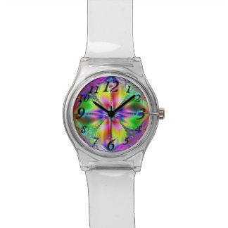 花- May28thの腕時計の中 腕時計