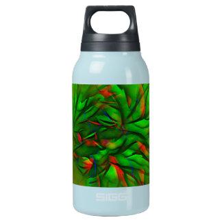 花Plant10の花の自由のボトル 断熱ウォーターボトル