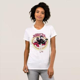 芸者のモンローの丸首のTシャツ Tシャツ