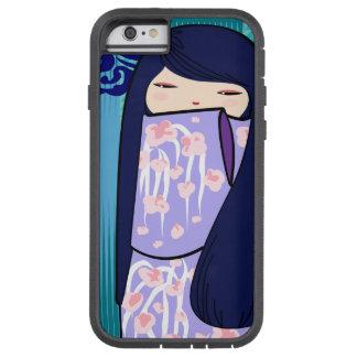 芸者の人形 TOUGH XTREME iPhone 6 ケース