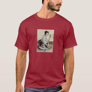 芸者の低音 Tシャツ