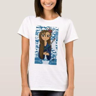 芸者の戦士 Tシャツ
