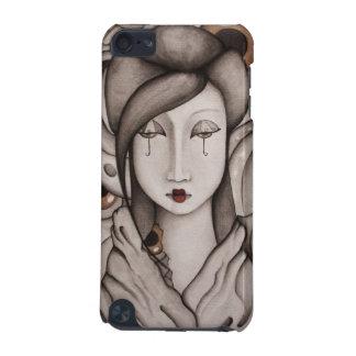 芸者の芸術のipod touch抽象的な5gの場合 iPod touch 5G ケース