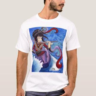 芸者の飛行 Tシャツ