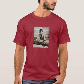 芸者器官 Tシャツ