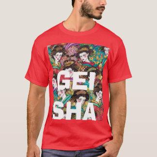 芸者 Tシャツ