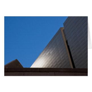 芸術としてデンバーの美術館 カード