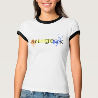 芸術のオタク Tシャツ