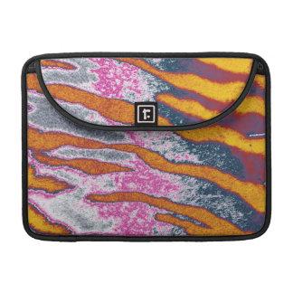 芸術のシマウマのトラ3 MacBook PROスリーブ