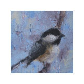 芸術のプリント- 《鳥》アメリカゴガラ#1 キャンバスプリント