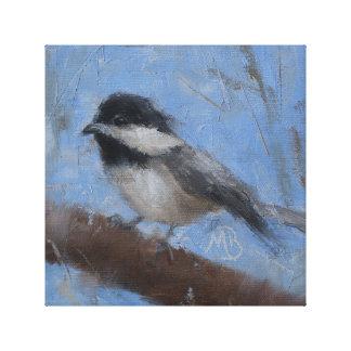 芸術のプリント- 《鳥》アメリカゴガラ#2 キャンバスプリント
