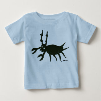 芸術のベビー: 恐く醜い虫 ベビーTシャツ