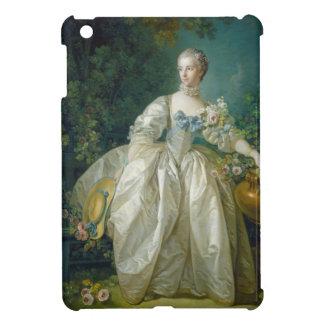 芸術のポートレートのケース iPad MINIケース
