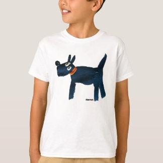 芸術の上: Bella Scotty Tシャツ