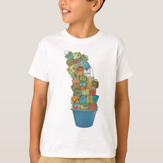 芸術の歩行の2015年の服装 Tシャツ
