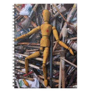 芸術の死 ノートブック