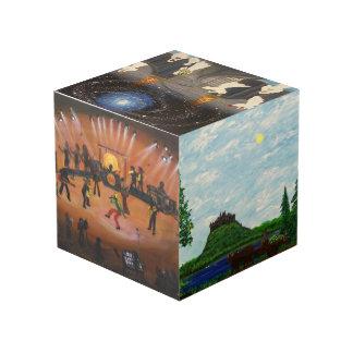 芸術の立方体 フォトキューブ