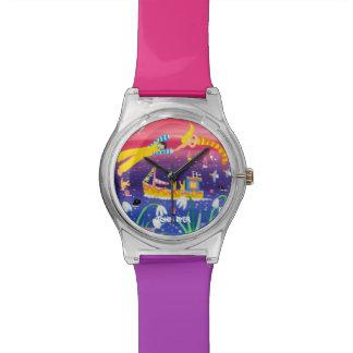 芸術の腕時計: ジョンのダイアーのコーニッシュの人魚 腕時計