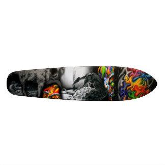 芸術の蓄積 スケートボード