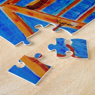 芸術の評論家のピエロのパズル ジグソーパズル