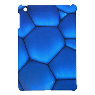 芸術の青く暗い石 iPad MINIカバー