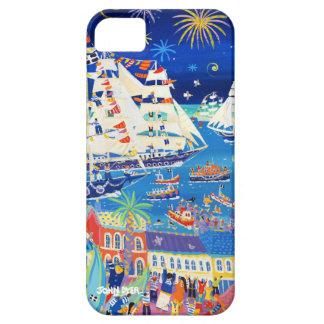 芸術のiPhoneの場合: ジョンのダイアーによる高い船のレガッタ iPhone SE/5/5s ケース