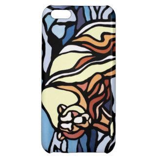芸術のiPhone 5の場合の天然芸術のiPhone格に耐えて下さい iPhone5Cケース
