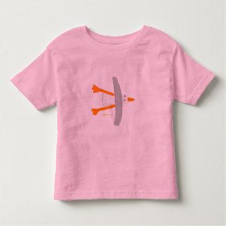 芸術のTシャツ: クラシックなカモメ トドラーTシャツ