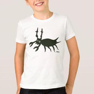 芸術のTシャツ: 恐く醜い虫 Tシャツ