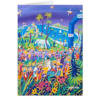 芸術カード: 皆は勝者、Trescoのマラソンです カード