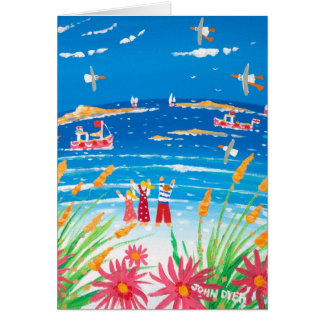 芸術カード: Scillyの日。 Scillyの島 カード