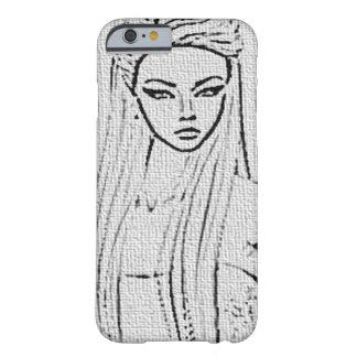 芸術コレクション: フェミニンなエネルギー BARELY THERE iPhone 6 ケース