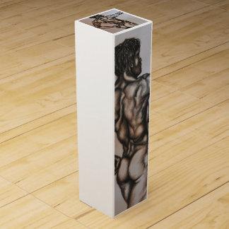 芸術デザイナーワイン用化粧箱の古大家 ワインギフトボックス