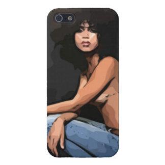 芸術品を気取ったな民族の美しい- iPhone 5の場合 iPhone 5 Case